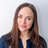 Ирхина Полина Владимировна, ортодонт