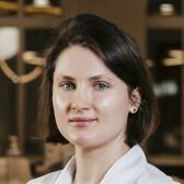 Панфилова Анастасия Николаевна, офтальмолог