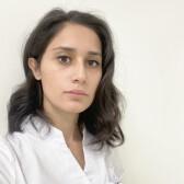 Кибизова Лаура Георгиевна, офтальмолог