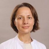 Гринева Анна Михайловна, врач УЗД