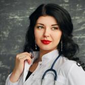 Лонгинова Алина Олеговна, педиатр