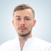 Лебедев Илья Алексеевич, стоматолог-ортопед