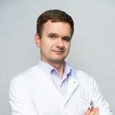 Черничка Кирилл Сергеевич, кардиолог