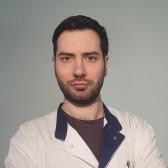 Ибраимов Эрнест Арленович, анестезиолог-реаниматолог