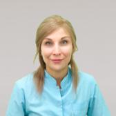 Эргардт Анна Сергеевна, эндокринолог