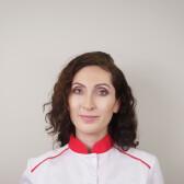 Исмаилова Хиджран Мирнуховна, врач УЗД