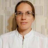 Толкачева Анастасия Анатольевна, гастроэнтеролог