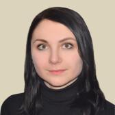 Михайлова (Воробьева) Евгения Владимировна, клинический психолог