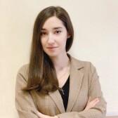 Абдуллаева Сакинат Манолесовна, клинический психолог