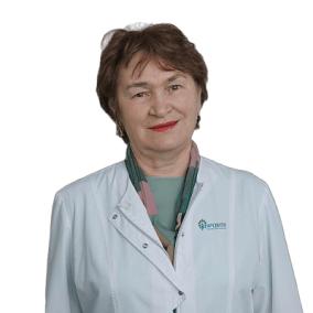 Федюкович Людмила Васильевна, терапевт