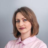Сесорова Дарья Владимировна, ортопед