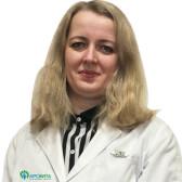 Первова Евгения Михайловна, невролог