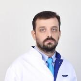 Вечкутов Борис Васильевич, массажист