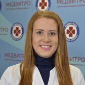 Бас Ирина Николаевна, врач УЗД