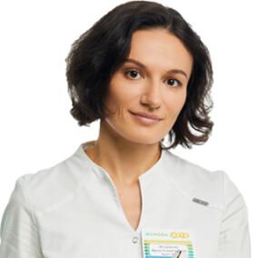 Позднякова Ирина Владимировна, ЛОР