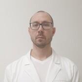 Андреев Дмитрий Александрович, спортивный врач