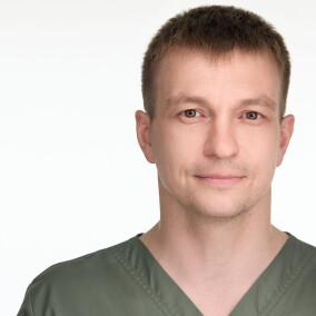 Покровский Василий Евгеньевич, терапевт