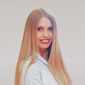 Зайцева Евгения Андреевна, педиатр