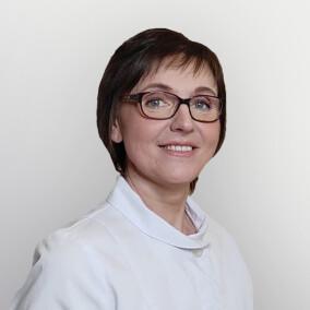 Рыжкова Елена Валентиновна, подолог