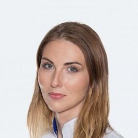 Куракина Анастасия Сергеевна, невролог