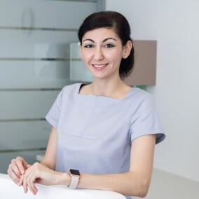 Малхасьян Стелла Гургеновна, ортодонт