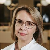 Майструк Юлия Владимировна, офтальмолог-хирург