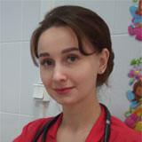 Егорова Виктория Александровна, педиатр