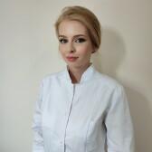Чеботарь Виктория Евленьевна, офтальмолог
