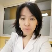 Кийизбаева Гулира Сулаймановна, кардиолог