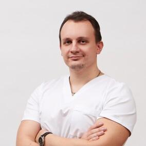 Тощев Алексей Андреевич, флеболог