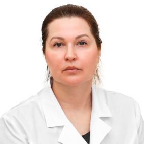 Рица Елена Александровна, психиатр