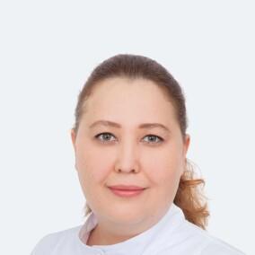 Абселямова Эльзара Насибуллаевна, ЛОР