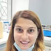 Шедания Виктория Ревазиевна, детский стоматолог