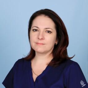 Лукьянова Оксана Николаевна, терапевт