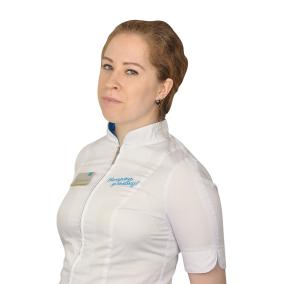 Силина Анастасия Дмитриевна, стоматолог-терапевт