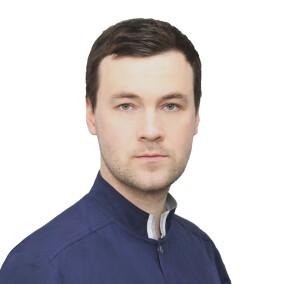 Кабизулов Владислав Сергеевич, невролог