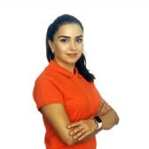 Алиева Заира Мамедалиевна, стоматолог-терапевт