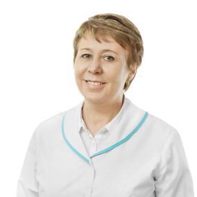 Данилова Инна Евгеньевна, педиатр
