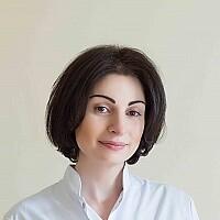 Мучаидзе Екатерина Гиулиевна, врач УЗД