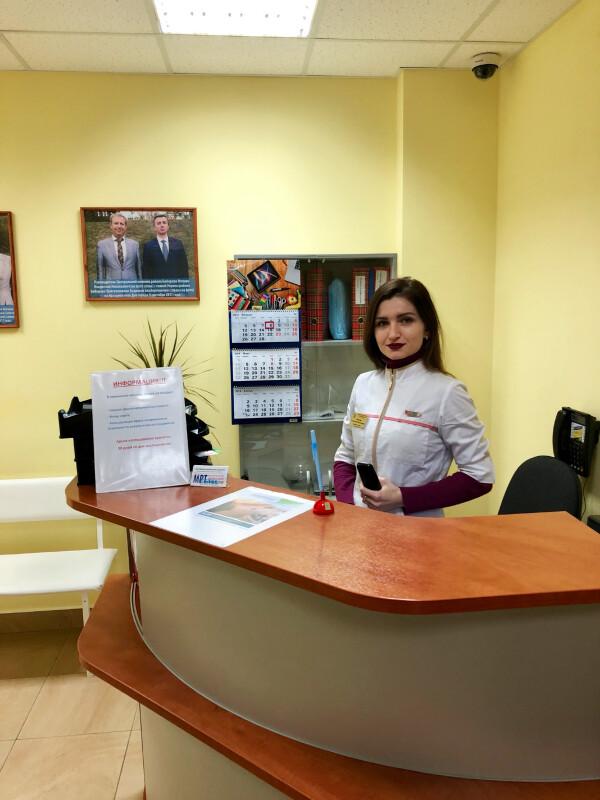 Детская поликлиника Бибирево на Корнейчука