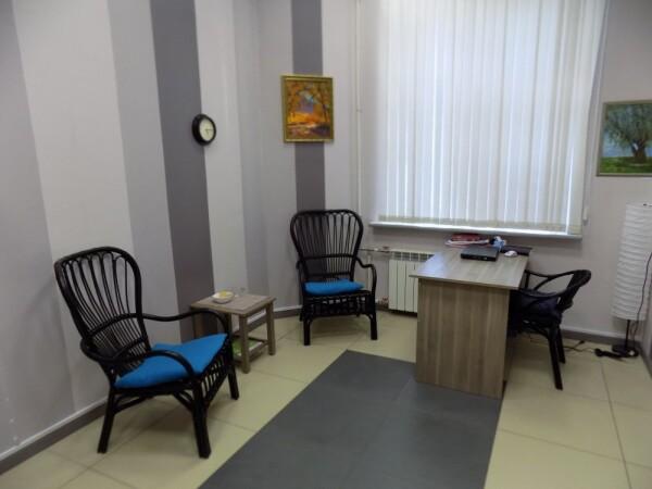 Карповка-25, психотерапевтический центр