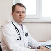 Даренский Дмитрий Иванович, кардиолог