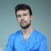 Харламов Евгений Сергеевич, массажист