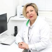 Волик Юлия Владимировна, офтальмолог