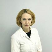 Баженова Юлия Львовна, пульмонолог