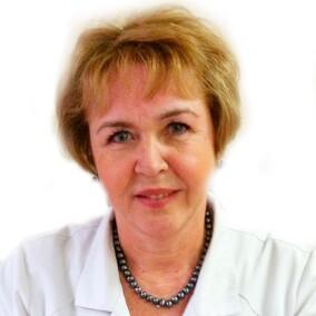 Маненкова Алла Николаевна, офтальмолог