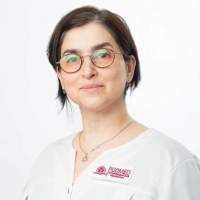 Вертлина Ирина Леонидовна, педиатр