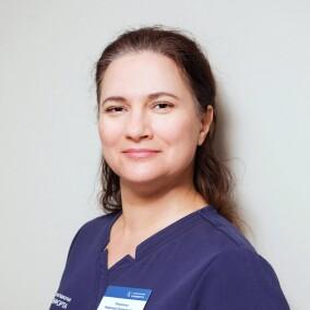 Похилько Надежда Геннадьевна, стоматолог-терапевт