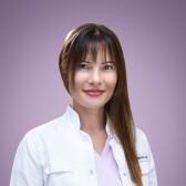 Чайкина (Гормина) Светлана Анатольевна, физиотерапевт