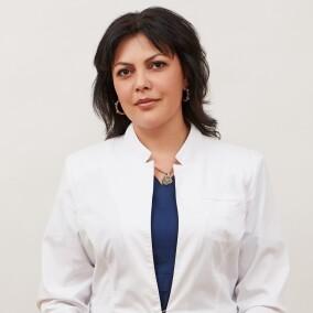 Саркисян Ирина Ильинична, пластический хирург